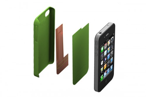 Pong Research Cases have a built in antenna that boosts your Smart Phone Performance