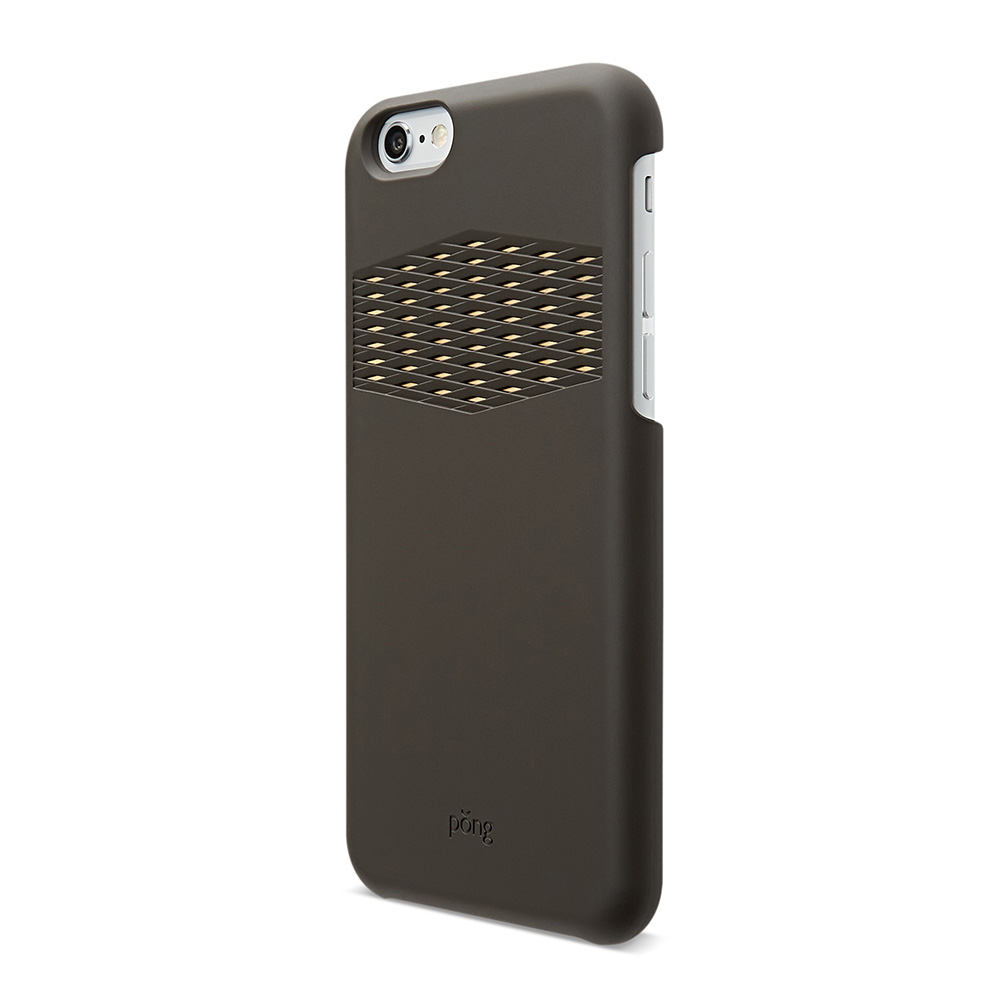 iPhone 6 Case   Gold Plated Anti-Radiation Exposure Cases   Pong...