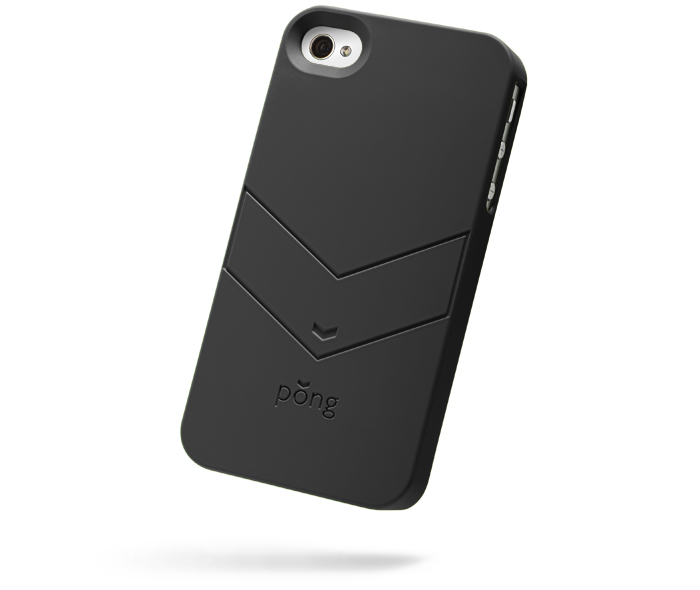iPhone 4 and 4S Radiation Reducing Case   Pong Technology