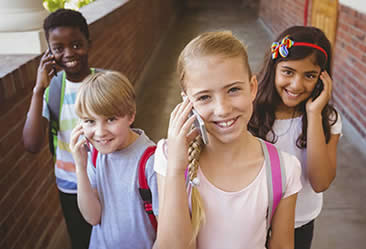Children and Cell Phone Radiation